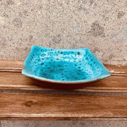 Fuente de cerámica 18 x 18 x 3