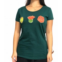 Camiseta mujer SECO SECO