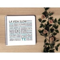 Libreta Somos Slow