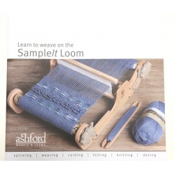 LEARN TO WEAVE ON THE SAMPLELT