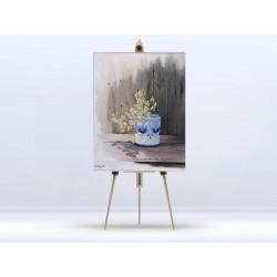 Flores en cerámica (Carlos...