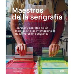 MAESTROS DE LA SERIGRAFIA