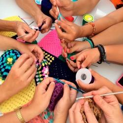 Taller de ganchillo (crochet)
