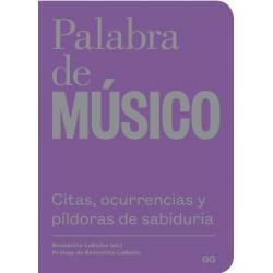 PALABRA DE MUSICO