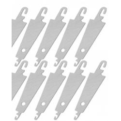 Enhebrador de agujas metálico