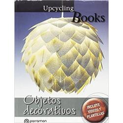 UPCYCLING BOOKS. OBJETOS...