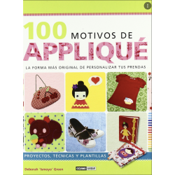 100 MOTIVOS DE APPLIQUÉ