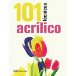 101 TECNICAS ACRILICO