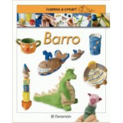 ¡VAMOS A CREAR! BARRO