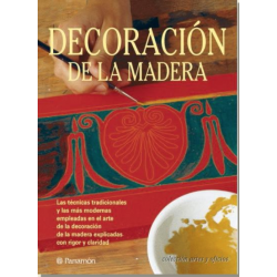 DECORACIÓN DE LA MADERA