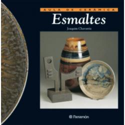 ESMALTES - AULA DE CERÁMICA