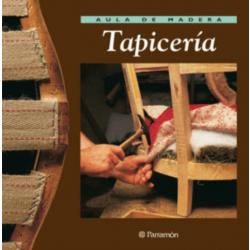 TAPICERÍA - AULA DE MADERA
