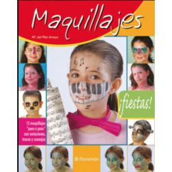 MAQUILLAJES - FIESTAS*
